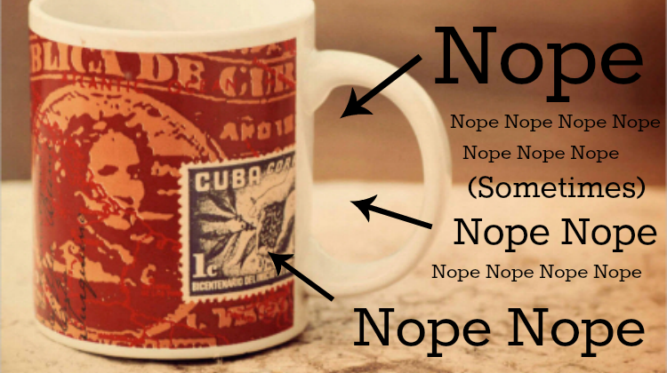 Nope Coffee Paleo AIP Switching to Decaf Tea
