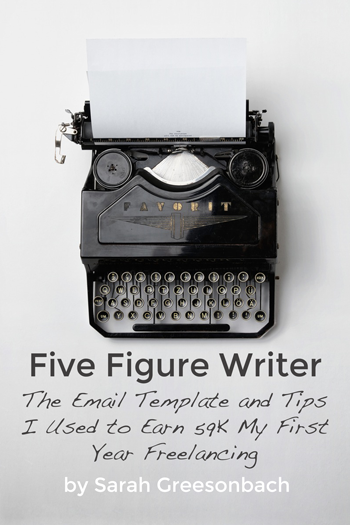 Five Figure Writer: Replace your full-time income working less than full-time!