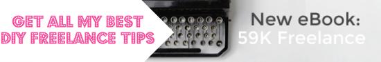 59K Freelance Five Figure Writer