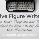 Five Figure Writer: Out-earn your full-time income working a bit less than full-time!