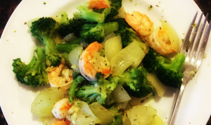 30 Days of Seafood Paleo AIP (Or, God's Great Practical Joke)