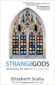 Catholic Book Review: Strange Gods by Elizabeth Scalia