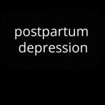 Signs of Postpartum depression - Life Comma Etc