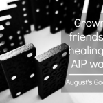 Need something fun to read? Here's Life [Comma] Etc's August Good Reads - Grownup friendships, healing AI, and AIP waffles!