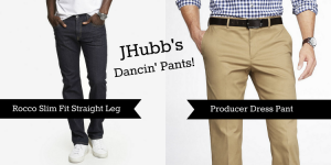 Back to School Shopping for JHubbs: Dress Shirts and Pants, Mainly