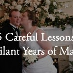 5 Careful Lessons from 3 Vigilant Years of Marriage