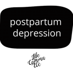Signs of Postpartum depression - Life Comma Etc